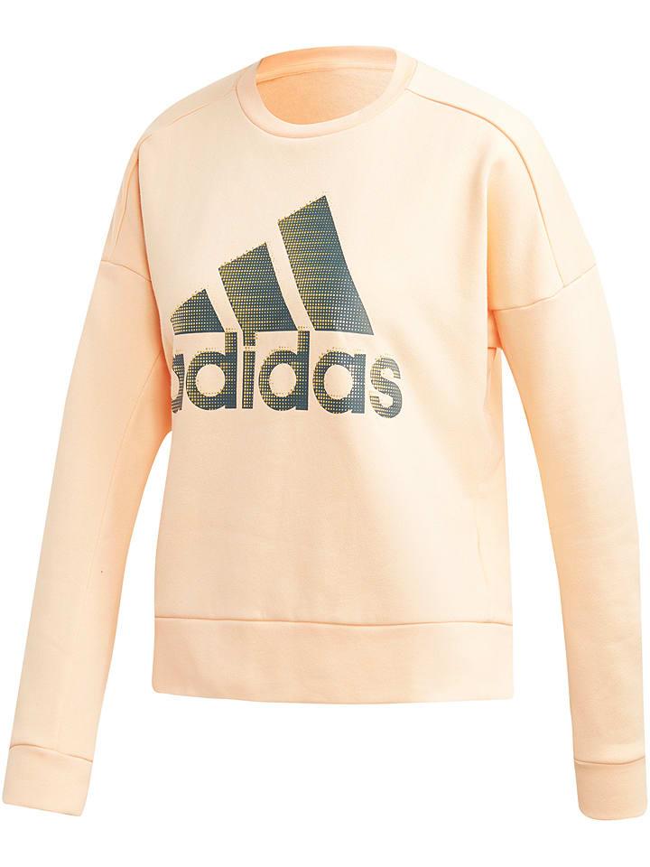 Sweatshirt lichtroze