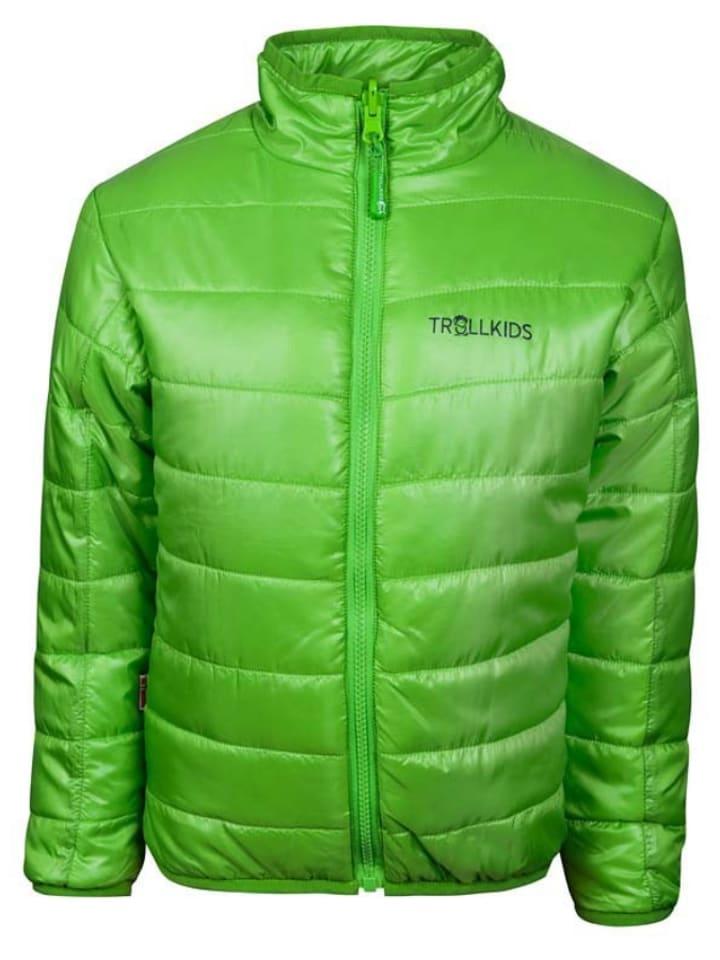 Trollkids Kurtka funkcyjna ''Trondheim'' w kolorze zielonym