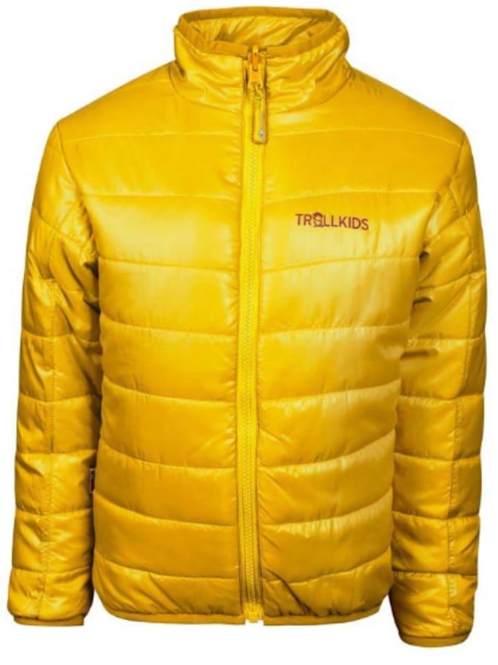 Trollkids Kutka funkcyjna w kolorze żółtym