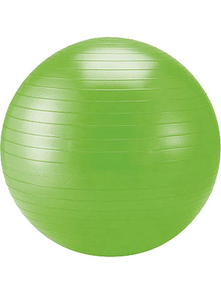 SCHILDKRÖT FITNESS Gymnastikball in Grün - Ø 65 cm