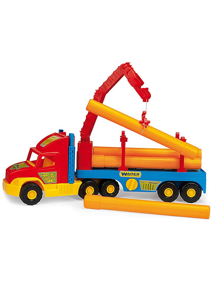 Wader Multifunctionele truck ''Buizentransporter'' - vanaf 3 jaar