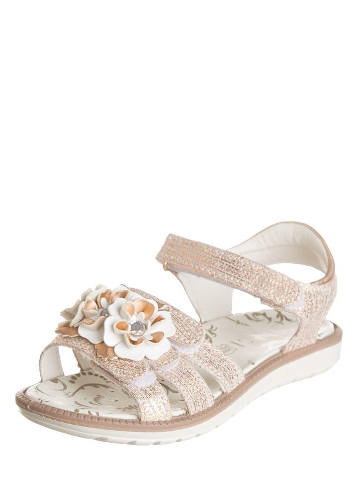 """Primigi Leren sandalen """"Pang"""" donkerblauw"""