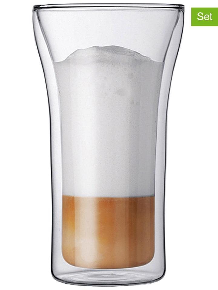 "Bodum 2-delige set: thermosglazen ""Assam"" - 400 ml"