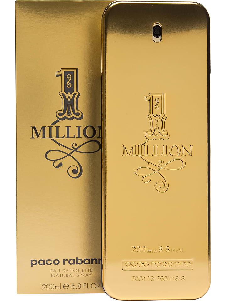 Paco Rabanne One Million - EDT - 200 ml