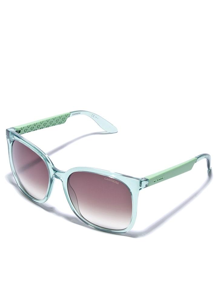 Carrera Damen-Sonnenbrille in Hellgrün/ Grün