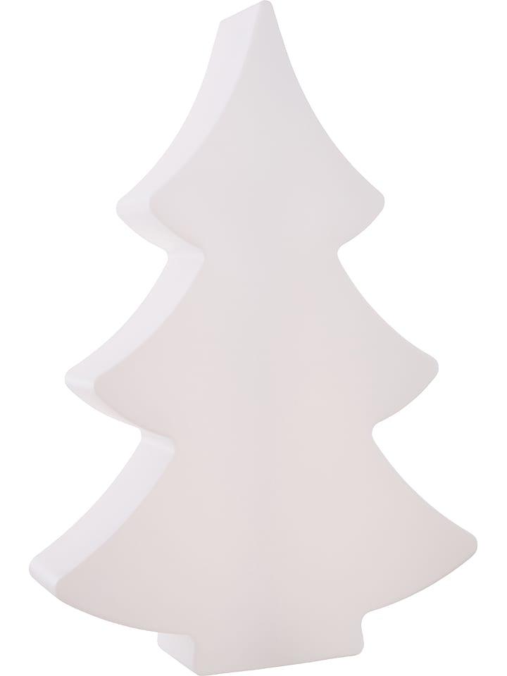 """8 seasons Dekoracyjna lampa LED """"Shining Tree"""" w kolorze białym - wys. 113 cm"""