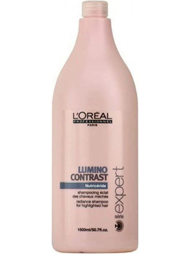 "L'Oréal Professionnel Shampoo ""Lumino Contrast"", 1500 ml"