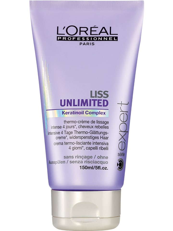L'Oréal Professionnel Mleczko wygładzające do włosów - 150 ml