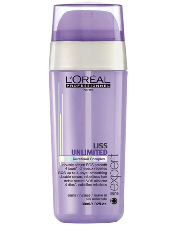 "L'Oréal Professionnel Serum do włosów ""Liss Unlimited"" - 30 ml"