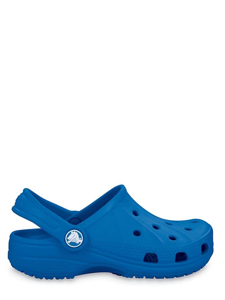 "Crocs Clogs ""Ralen"" blauw"