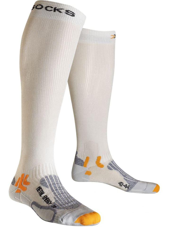 "X-Socks Hardloopsokken ""Speed Metal Energizer"" wit"