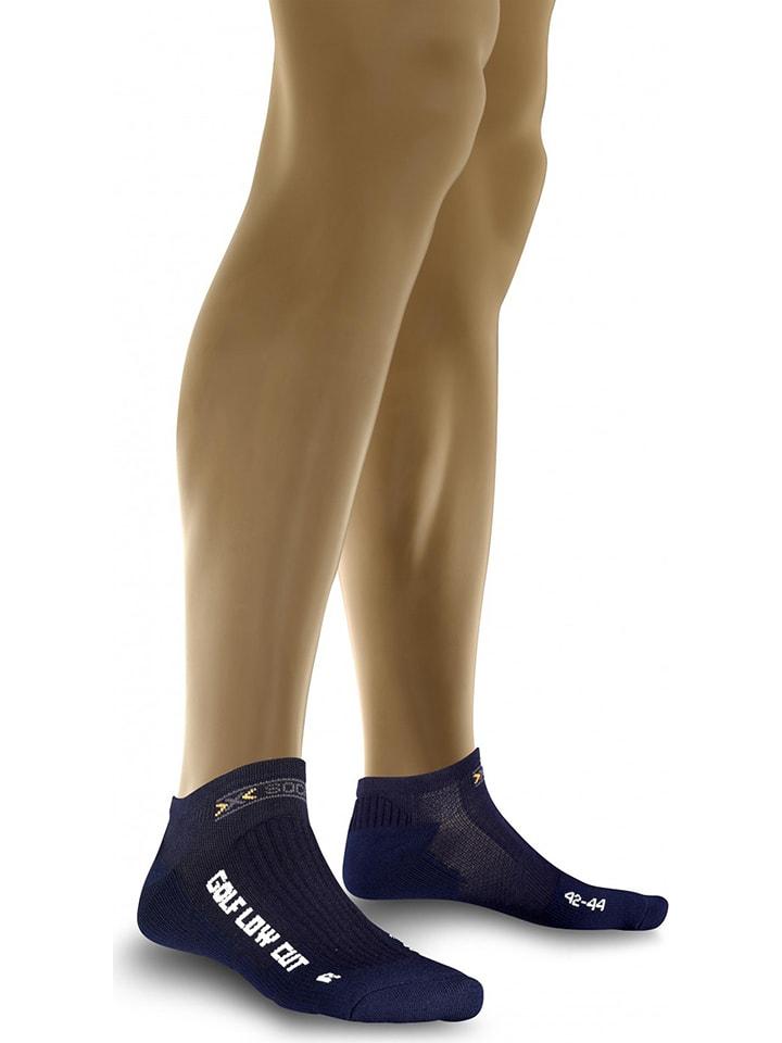 X-Socks Skarpety funkcyjne w kolorze granatowym