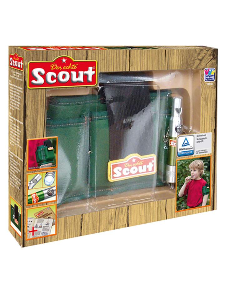 Scout Ontdekkersarmtas met ontdekerstool - vanaf 6 jaar