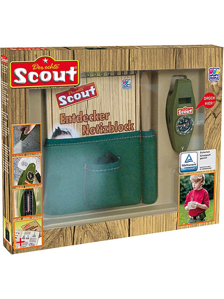 Scout Notitieblok met accessoires - vanaf 5 jaar