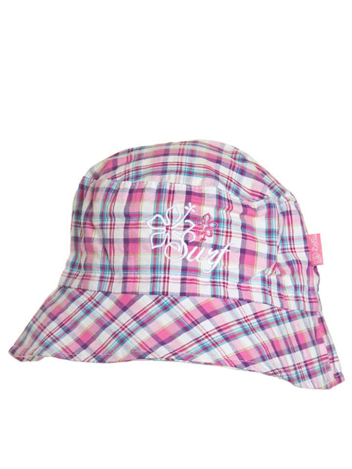 Döll Chapeau - blanc/rose vif/violet