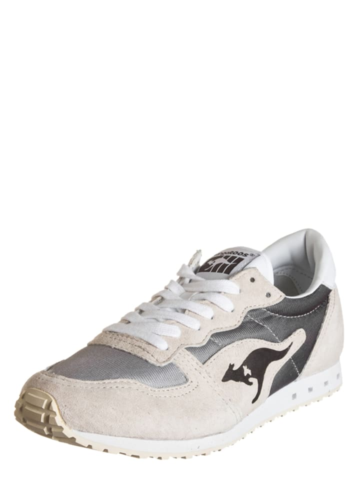 """Kangaroos Sneakers """"Blaze"""" in Sand/ Grau"""