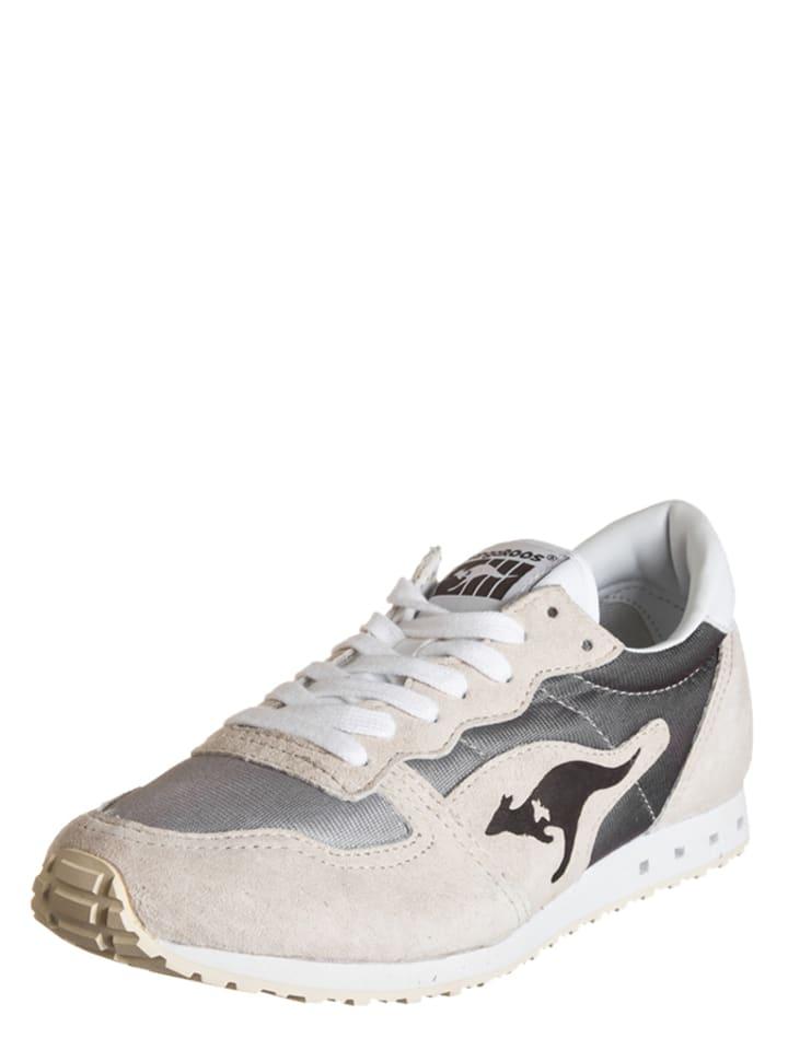 """Kangaroos Sneakers """"Blaze"""" zandkleurig/grijs"""