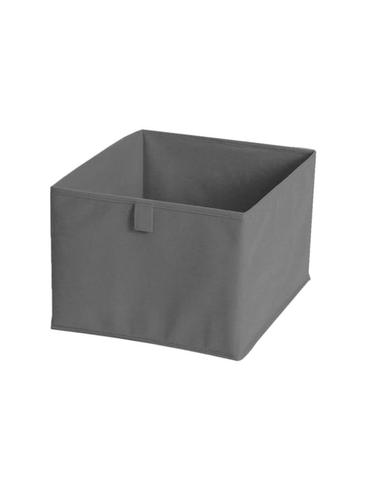 Jocca Aufbewahrungsbox In Grau B 30 X H 19 5 X T 30 Cm