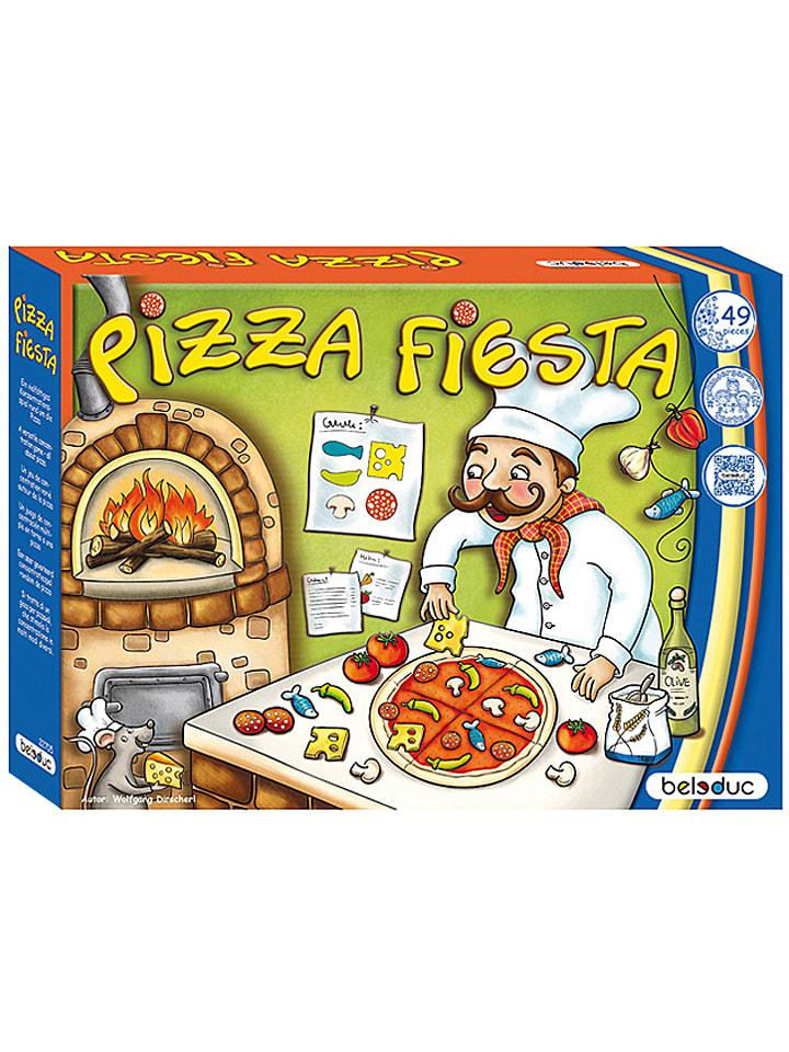 Beleduc Spel ''Pizza Fiesta'' - vanaf 3 jaar