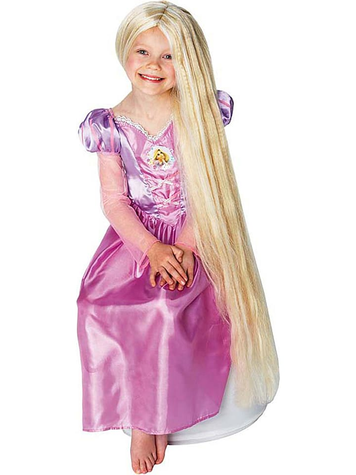 "Rubie`s Perücke ""Rapunzel Glow in the Dark"" in Blond"