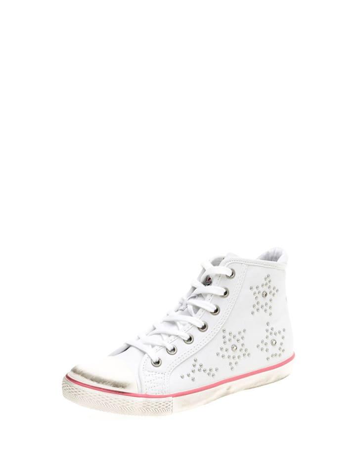 Pepe Jeans Trampki w kolorze białym