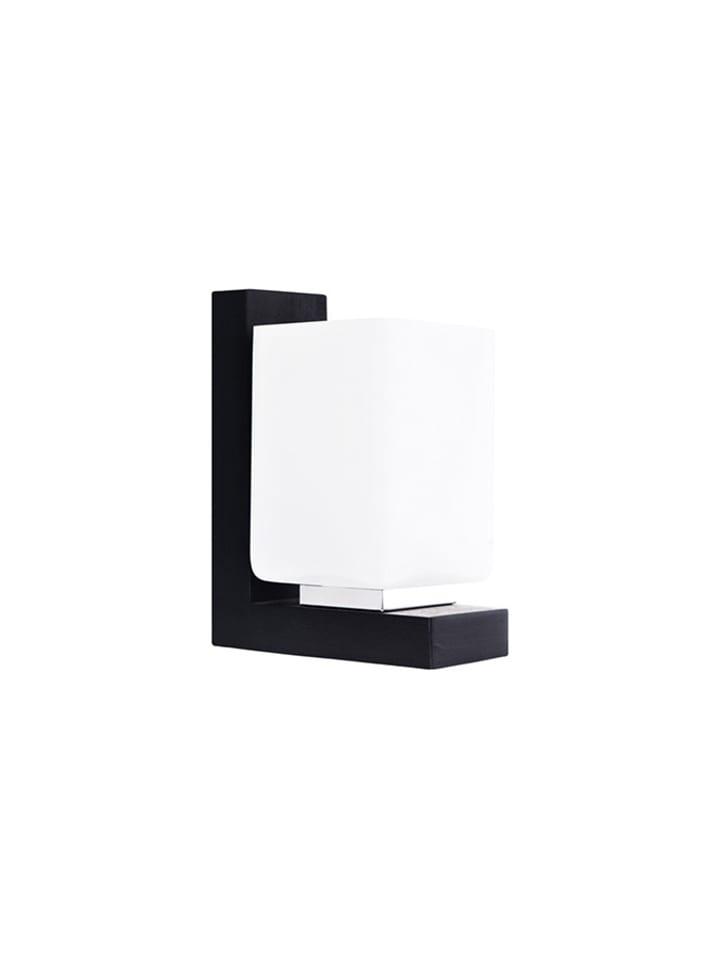 Dom z pomysłem Kinkiet w kolorze biało-czarnym - KEE A++ (A++ do E) - (S)9 x (W)15 x (G)9 cm