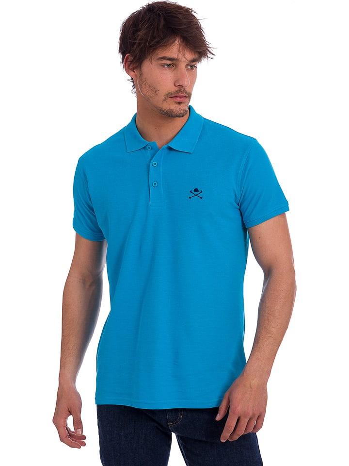 Polo Club Poloshirt turquoise