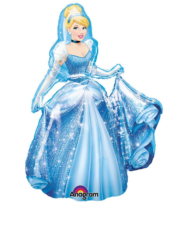 """Riethmüller Airwalker """"Cinderella"""" lichtblauw - (B)76 x (H)121 cm"""