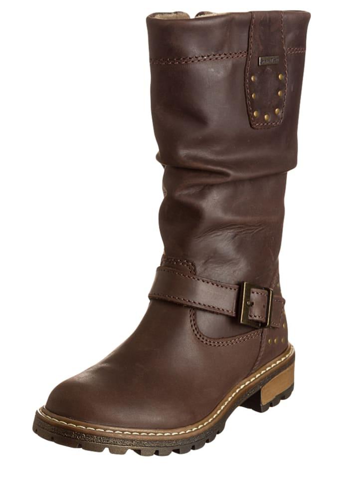 Richter Shoes Leren laarzen bruin