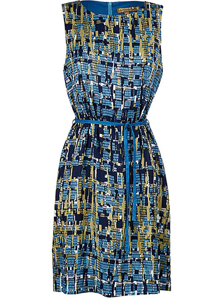 """Finside Sukienka """"Aila"""" w kolorze niebieskim"""
