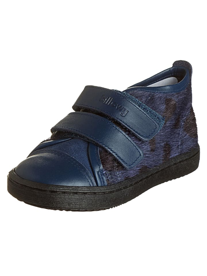 Billowy Sneakers donkerblauw