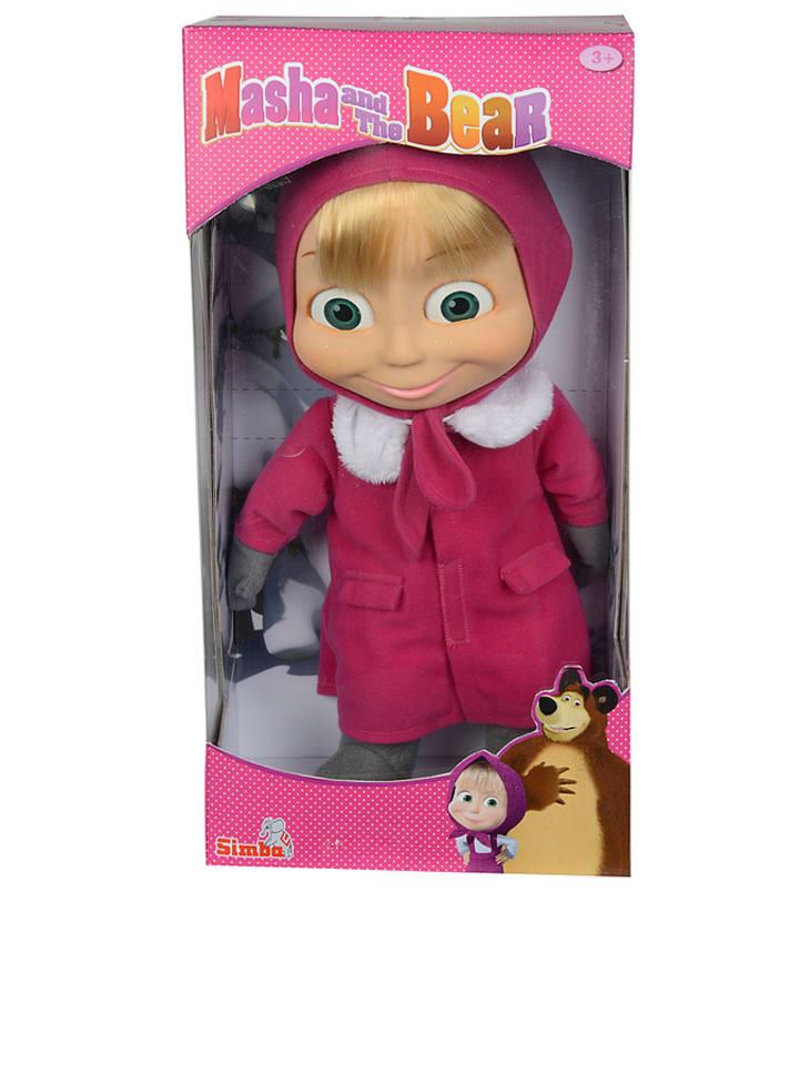"""Simba Lalka """"Masha"""" - wys. 40 cm"""