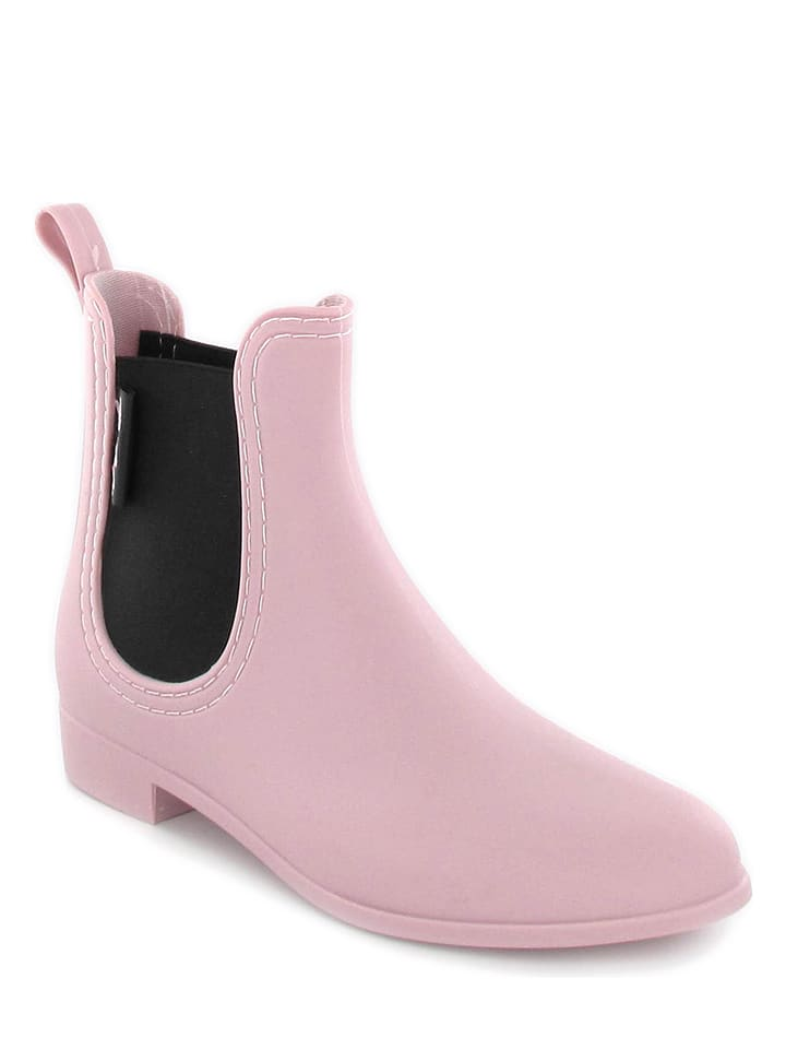 "BE ONLY Gummistiefel ""Beatle"" in Rosa"