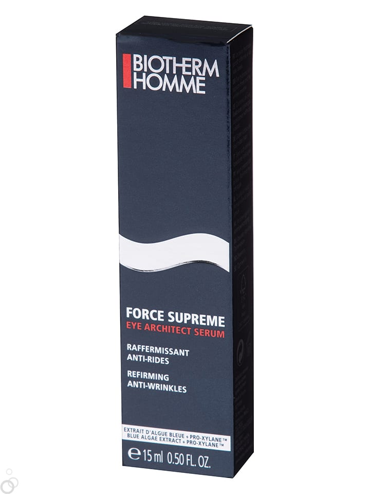 "Biotherm Krem anti-aging pod oczy ""Force Supreme"" - 15 ml"