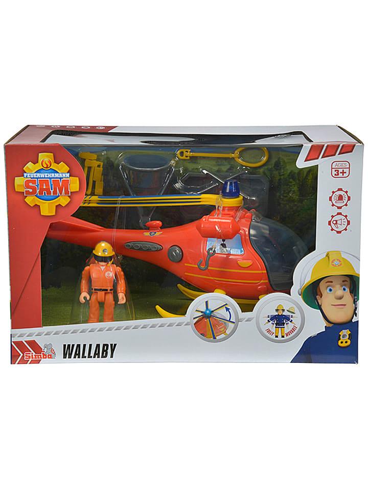 "Simba Helikopter ""Wallaby"" met figuur - vanaf 3 jaar"
