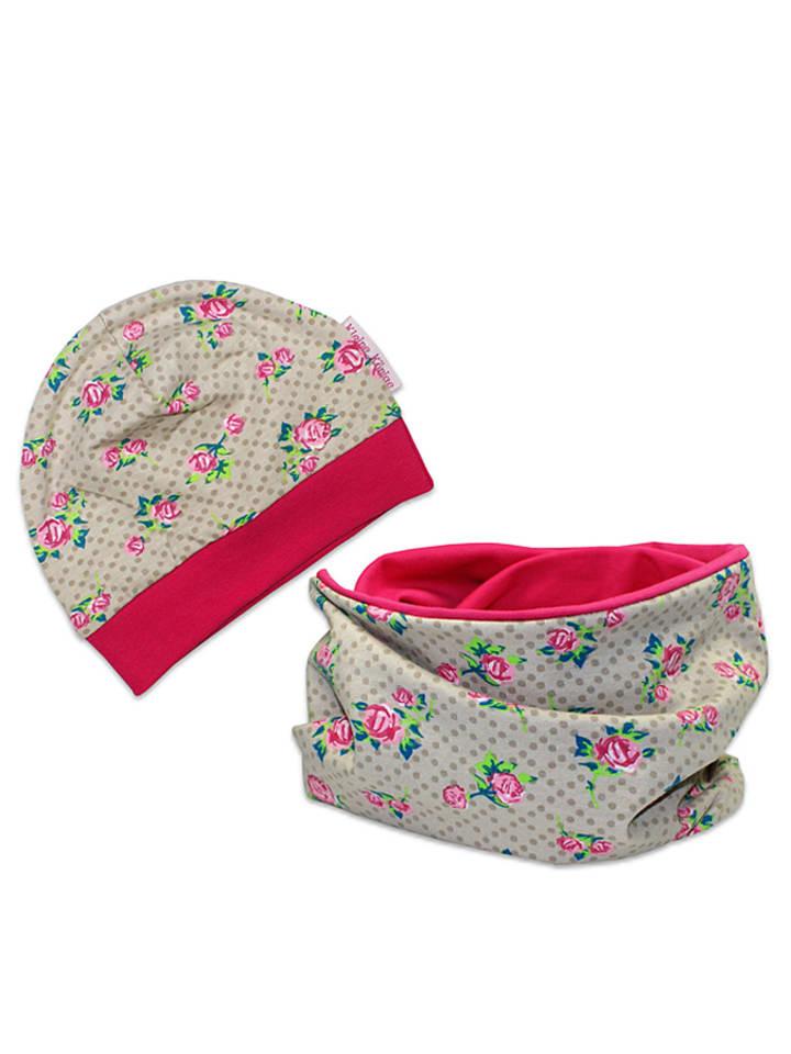 Kleine Könige - Lot 2 pcs  bonnet et écharpe tube
