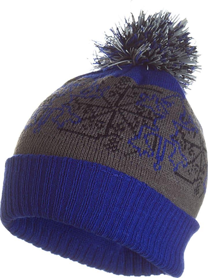 XSExes Czapka w kolorze niebiesko-szarym