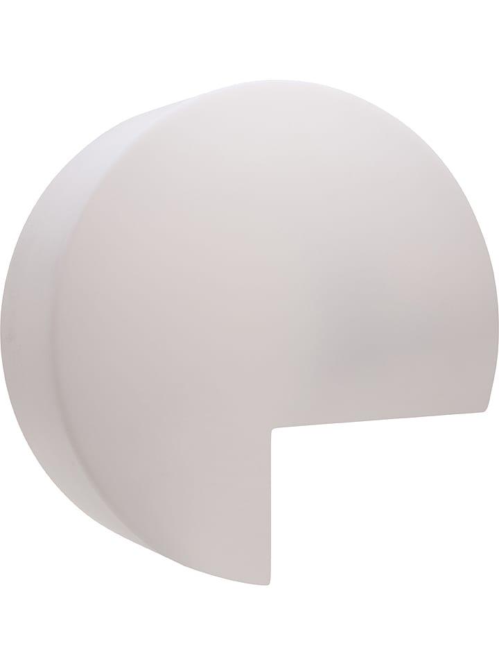 """8 seasons Dekoracyjna lampa """"Shining Steps"""" w kolorze białym - Ø 40 cm"""