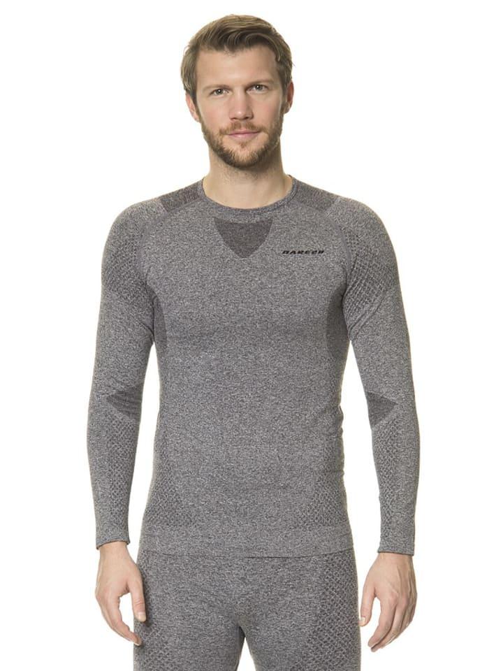 """Dare 2b Functioneel hemd """"Zonal III"""" grijs/antraciet"""