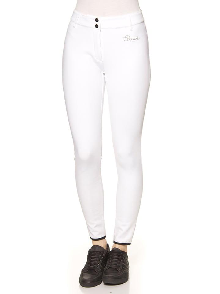 """Dare 2b Spodnie funkcyjne """"Shapely"""" w kolorze białym"""