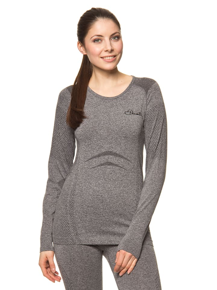 """Dare 2b Maillot de corps fonctionnel """"Zonal III"""" - gris/anthracite"""