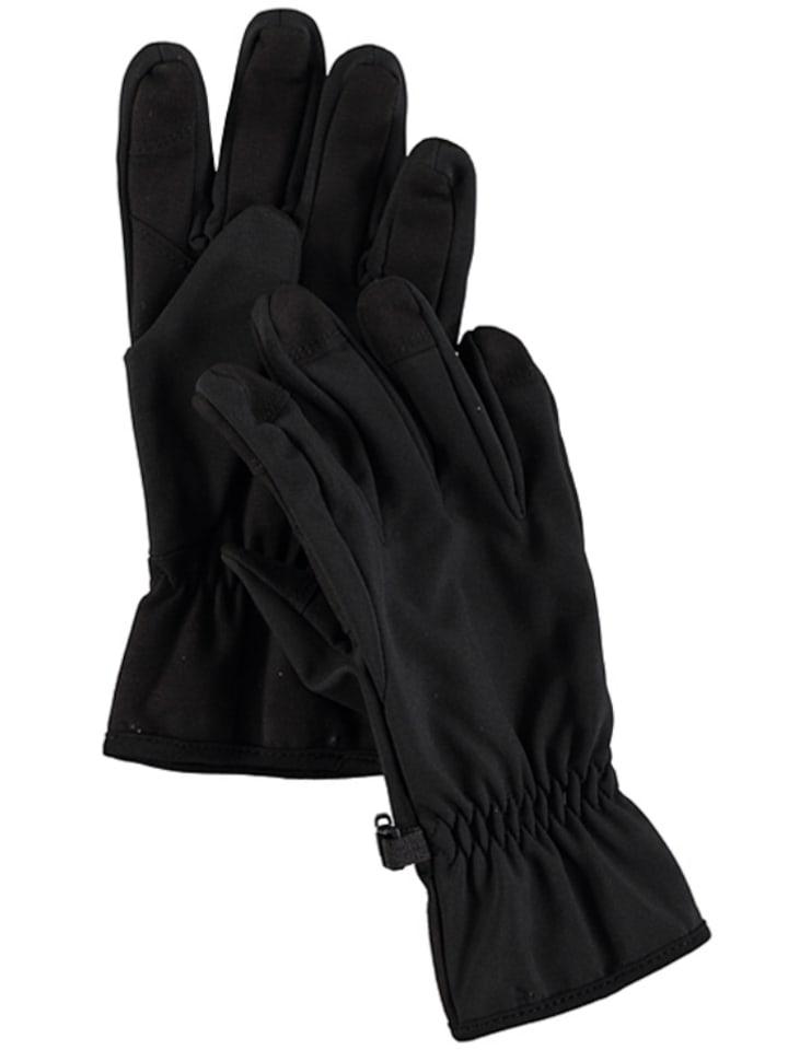 """Regatta Rękawiczki """"S/Shell"""" w kolorze czarnym"""