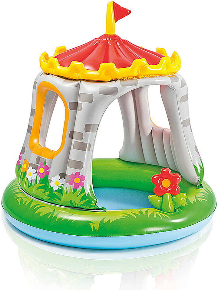 "Intex Baby-poedelbadje ""Royal Castle"" - vanaf 12 maanden"
