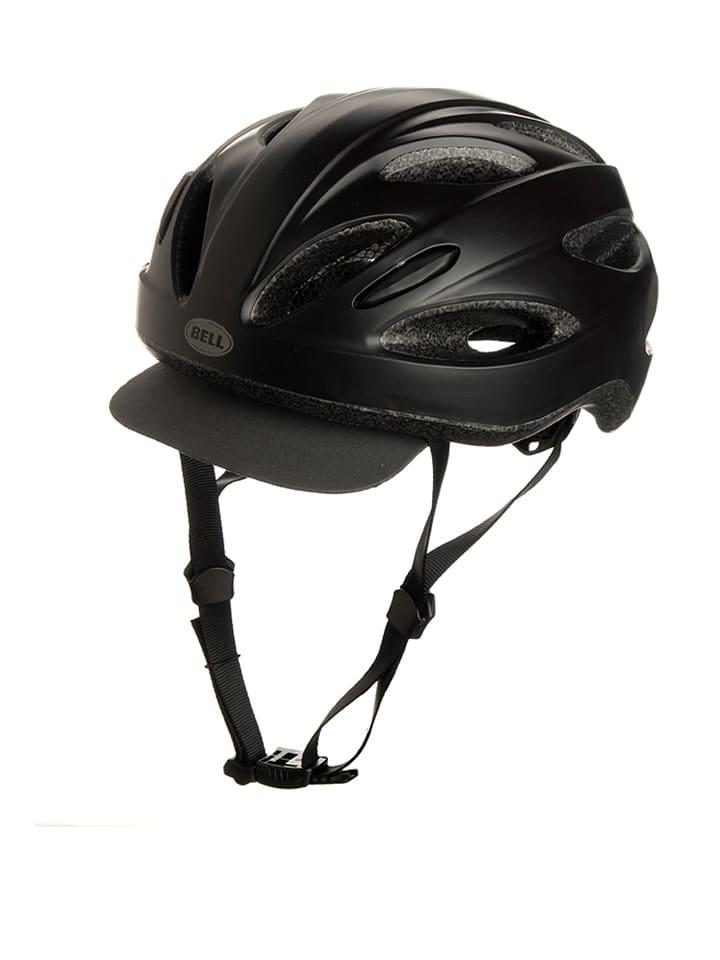 """Bell Casque de vélo """"Piston Soft Brim 15"""" - noir"""