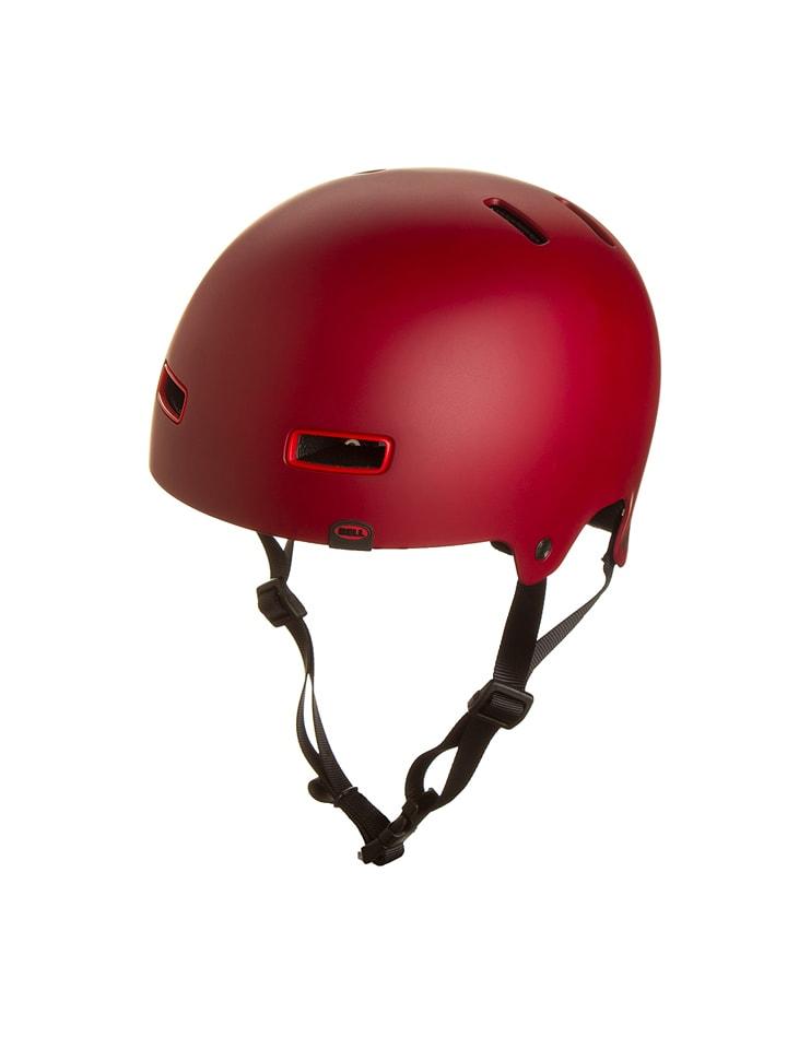 """Bell Kask rowerowy """"Reflex 15"""" w kolorze czerwonym"""