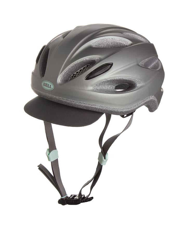 """Bell Casque de vélo """"Strut 15"""" - argenté"""