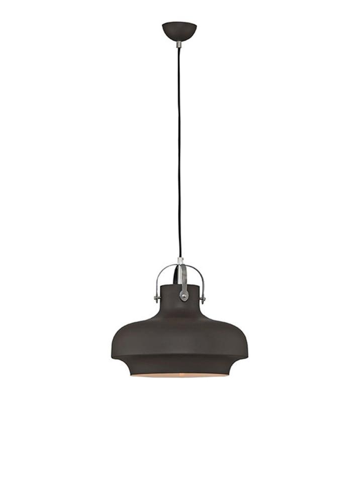 Dom z pomysłem Lampa wisząca w kolorze brązowym - KEE A++ (A++ do E) - Ø 36 cm