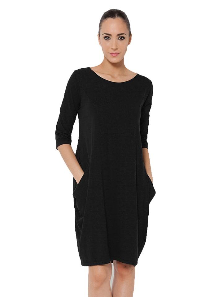 Tantra Sukienka w kolorze czarnym