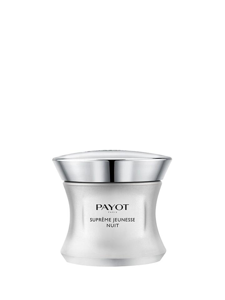 """Payot Regenerujący krem do twarzy na noc """"Suprême Jeunesse"""" - 50 ml"""
