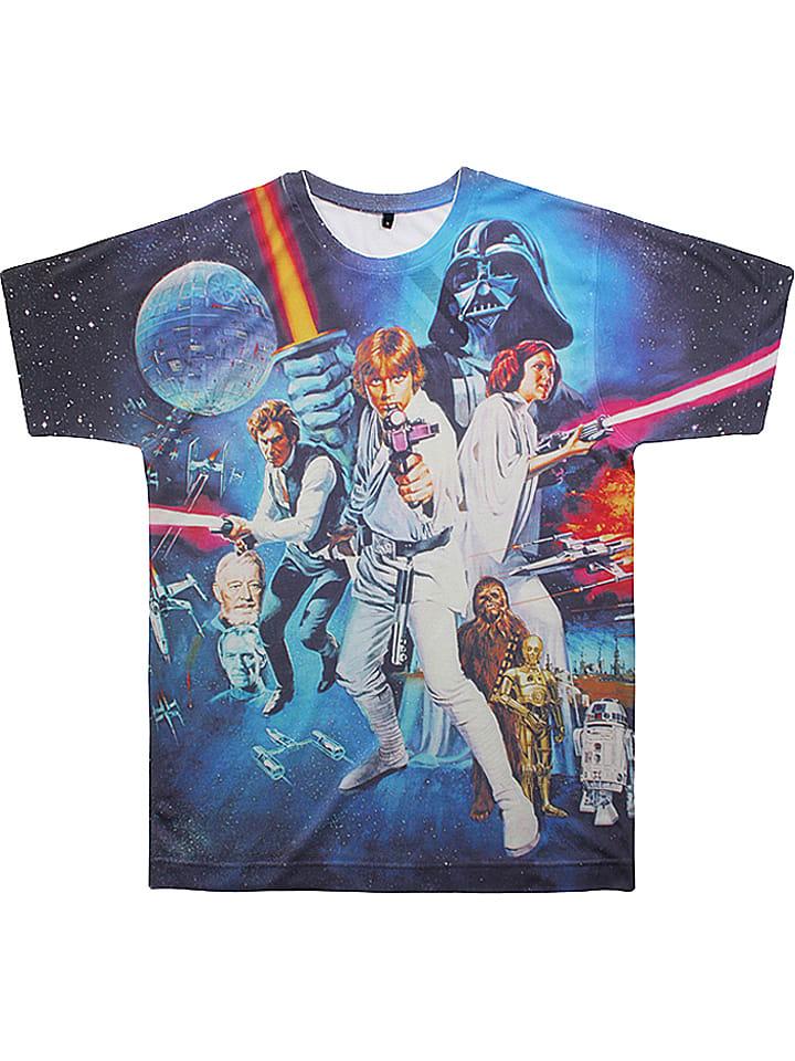 "Star Wars Shirt ""A New Hope"" meerkleurig"